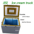 Insulation Portable Ice Cream Cooler Box