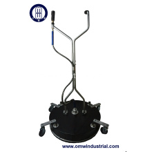 "24""Surface Cleaner with Vacuum Ports"