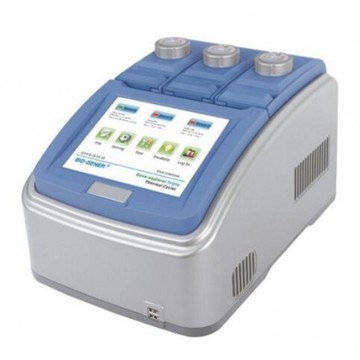 Rapid Rate Gradient Triple Module Thermal Cycler