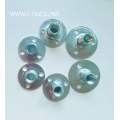 Full thread Climbing standard tee nut