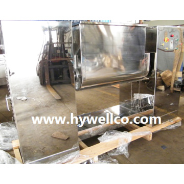 CH Series Guttered Mixer Machine