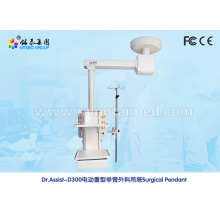 Electric single arm surgery medical pendant
