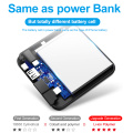 10000mAh portable wireless mini power bank