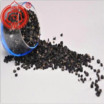 Wild black goji berries dried fruit grade two