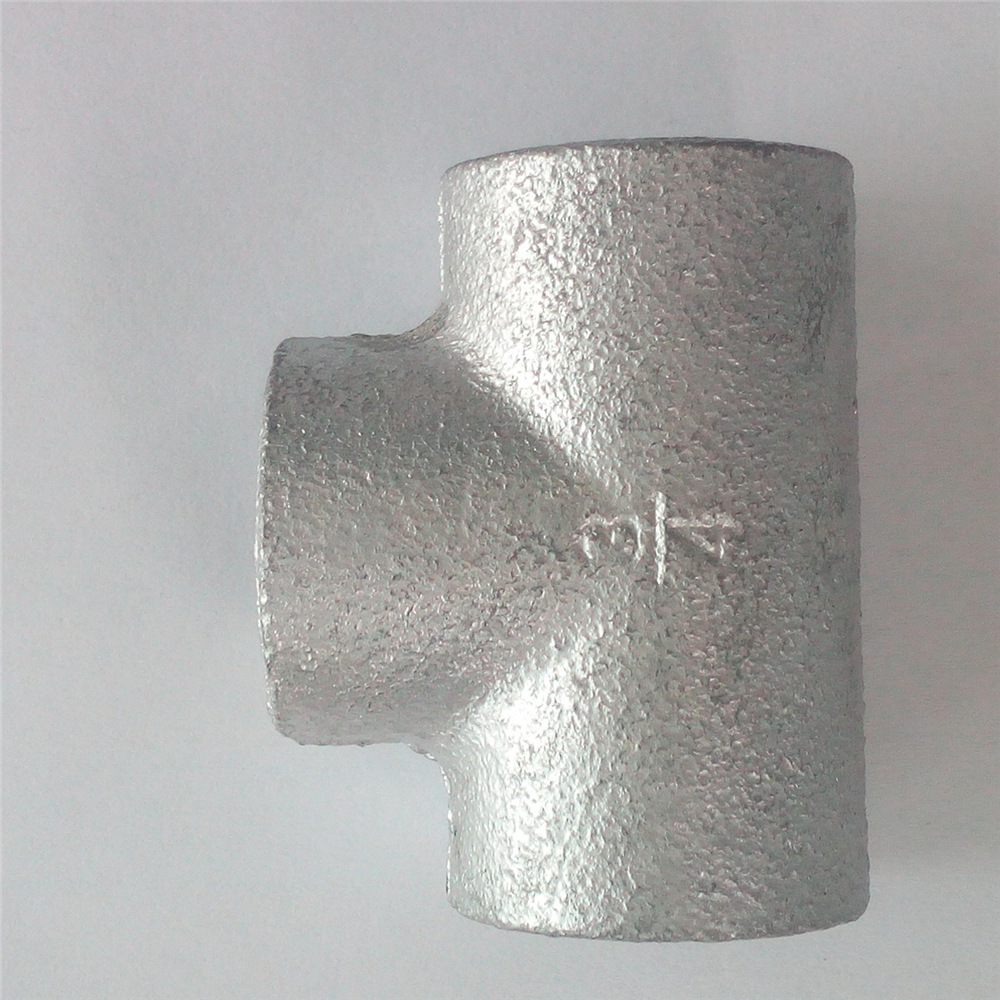 malleable iron pipe fitting female elbow plain