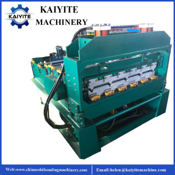 Hydraulic Roof Panel Curving Machine