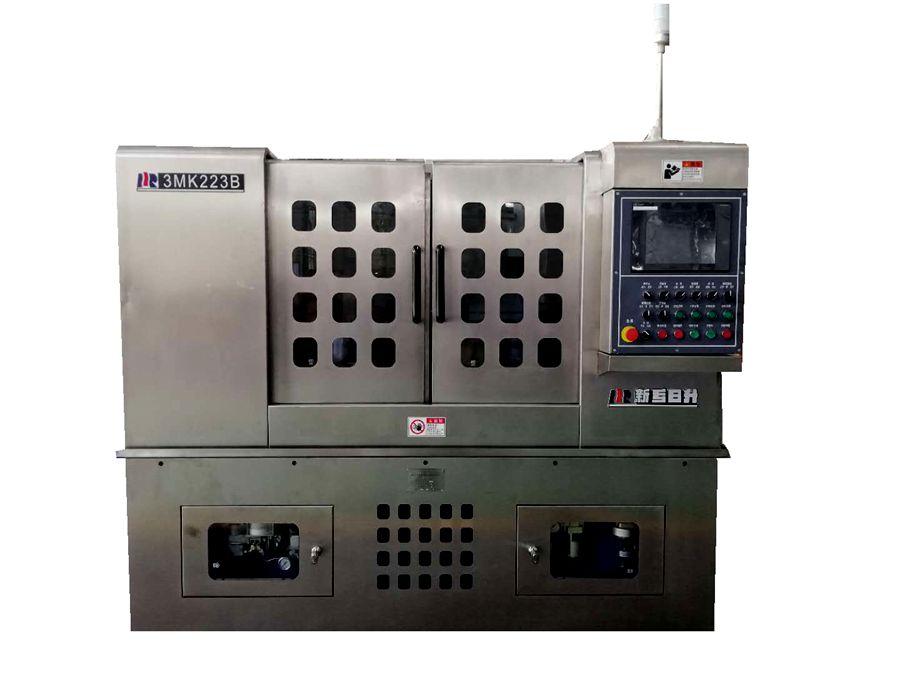 Ring Super Finish Processing Equipment