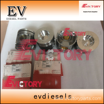 excavator M10U engine gasket bearing piston ring liner