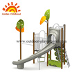 Creative Outdoor Amusement Play Structure facility