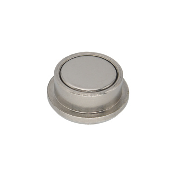 D25 Button Magnet Round Base