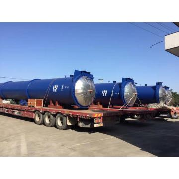 φ2.85X38M AAC brick fabrication autoclave
