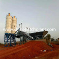 mini portable mobile concrete batching plants for sales with different types MC1200