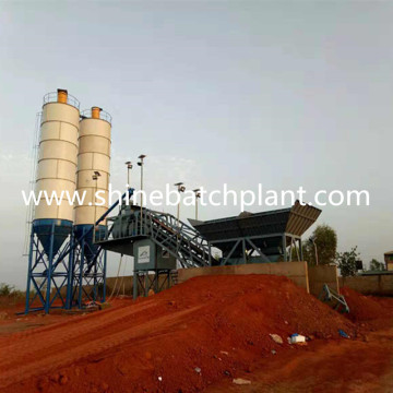 Portable Concrete Plant For Sale