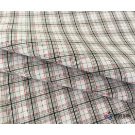 Top Selling Checked Cotton Textile