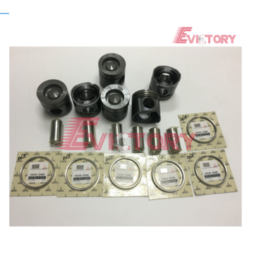 DEUTZ engine parts BF6M1012 piston ring set