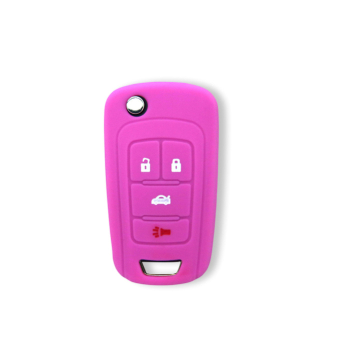 Buick Silicon Car Key Case