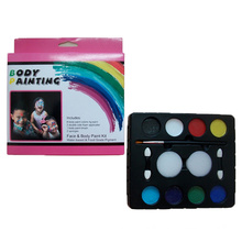 Ultimate Party Pack face paint kit for kids