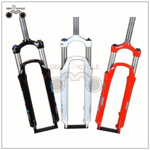 mountain bike bicycle adjustment fork