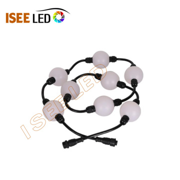 DMX Driver 3D LED Ball Curtain Light