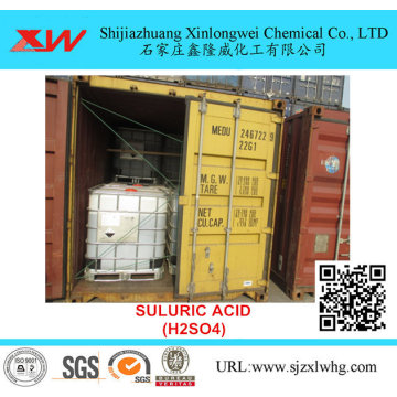 Battery Acid Sulfuric Acid 98 35% 32.5%
