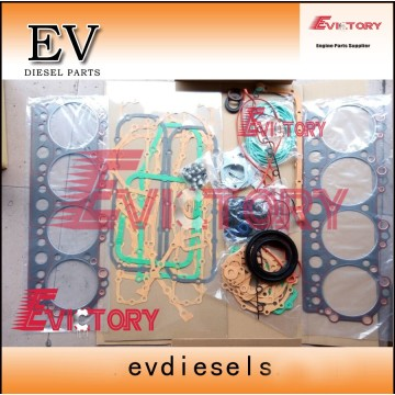 HINO full complete gasket kit F20C F21C