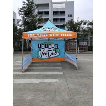 Custom Printing Promotional Sturdy Instant Tent