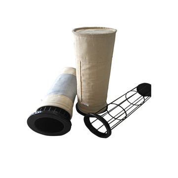 Factory dust collector accessory filter bag bone cage