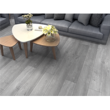 Customized for Embossed Surface Laminate Flooring,Embossed Laminate Flooring,Waterproof Embossed Laminate Flooring,Textured Laminate Flooring Manufacturers and Suppliers in China 12mm V-Groove with wax laminate flooring supply to Palestine Manufacturer