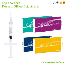 Hyaluronic Acid Filler Injections for Face