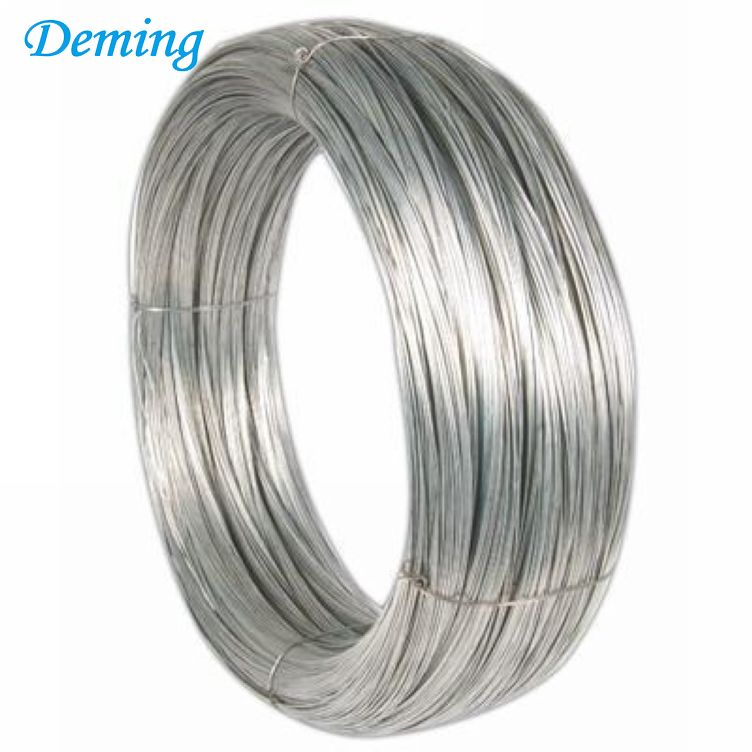 Factory Direct Galvanized Binding Fence Wire