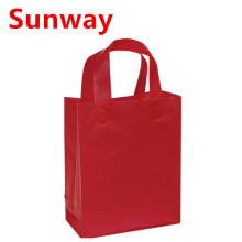 Discountable price for Supermarket Shopping Bag Plastic Tote Bags with Handle supply to Italy Supplier