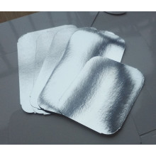 Good Quality for Aluminum Foil Box Paper Board Lids for the Foil Container supply to Bahrain Wholesale