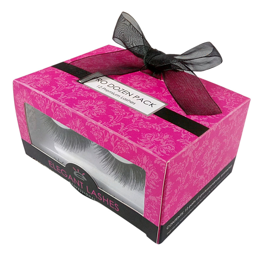 Charming OEM False Eyelash Packaging Box China Manufacturer