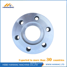 Best Quality for Aluminum 6061 Wn Flange Aluminum 1060 weld neck flange export to Nigeria Manufacturer