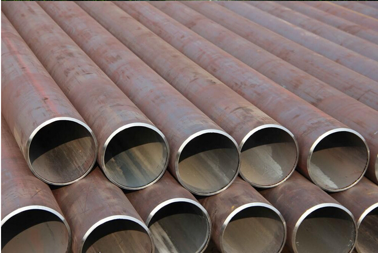 Steel seamless alloy pipe