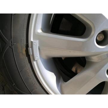 Zinc Clip-on Balance Weight for Alloy Wheel A