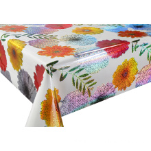 Best-Selling for 3D Laser Printed Pvc Tablecloth 3D Laser Coating Tablecloth Bed and Beyond export to Netherlands Supplier