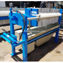 Purchasing for Sewage Filter Press Sludge Dewatering Flexible Diaphragms  Filter Press machine supply to Botswana Wholesale