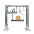 Anti-vibration bracket C channel making machine