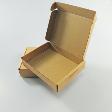 Custom Browm Mailing Postal Corrugated Paper Box