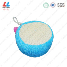 Sightly bulk conducive bath sponge