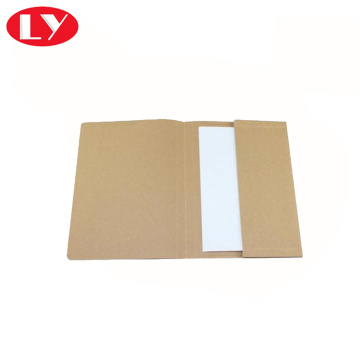 Kraft paper a4 size paper file folder