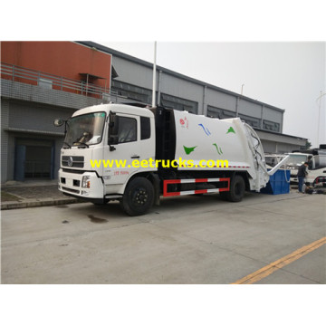 DFAC 10 CBM Refuse Collector Trucks