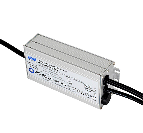 Waterproof Led Driver 80W