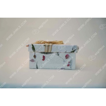 Hand made packing box for flowers sets