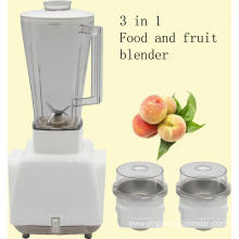 Best quality and factory for Smoothie Blender 250W Electric Blender and Mixer supply to Italy Manufacturers
