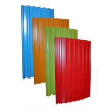 1060 H14 Aluminum Corrugated Sheet