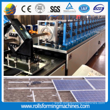 China Professional Supplier for U Bracket Solar Power Stent Manufacturing System ZT Solar power Stand  forming machine roll forming machine export to Tanzania Manufacturers