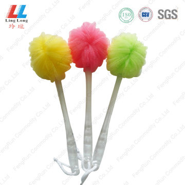 back scrubber bath brush loofah brush cleaner