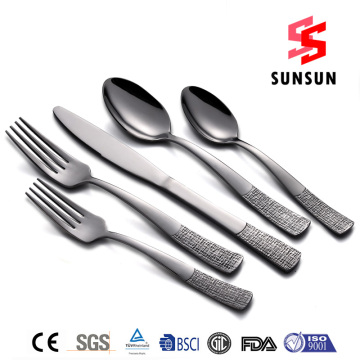 Best Price on for Stainless Steel Cutlery Set Health Stainless Steel Cutlery supply to China Taiwan Importers